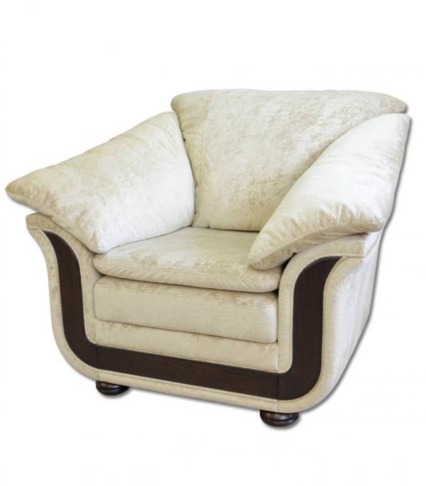 Супер-мягкое кресло Олимпиус фото 1