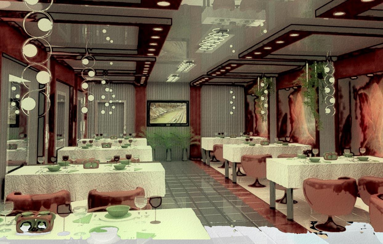 Мебель для баров, ресторанов и кафе