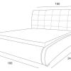 Кровать Грация фото 9