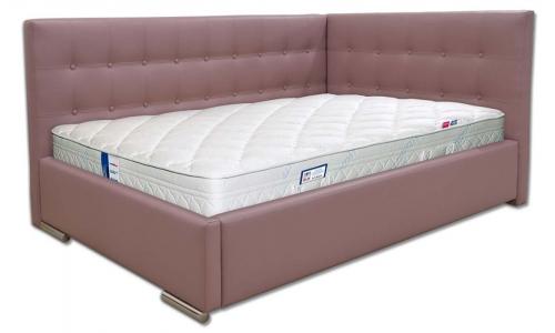 Кровать двуспальная угловая Франческа фото 2