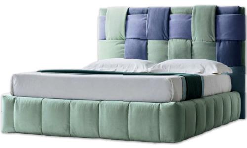 Кровать двуспальная Джулия фото 1